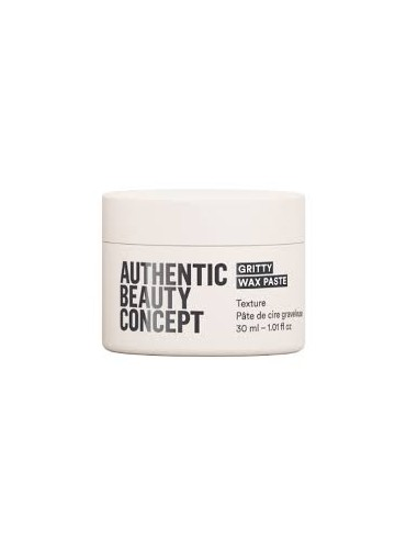 Authentic Beauty Concept Gritty Wax...
