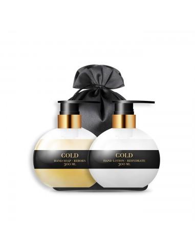Gold Soap & balm – mydło i balsam w...