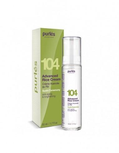 Purles 104 Advanced Rice Cream 50ml