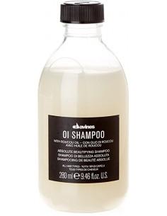 Davines OI shampoo -...