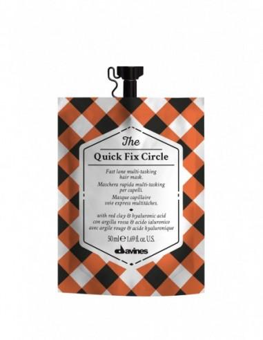 Davines Quick Fix Circle maska 50ml