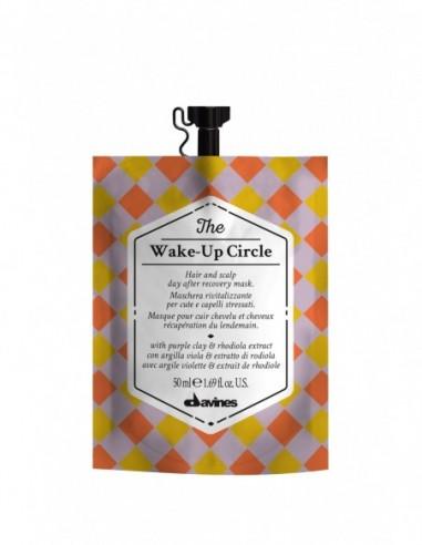 Davines The Wake Up Circle maska 50ml