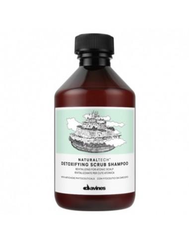 Davines Detoxifying Scrub Shampoo 250ml