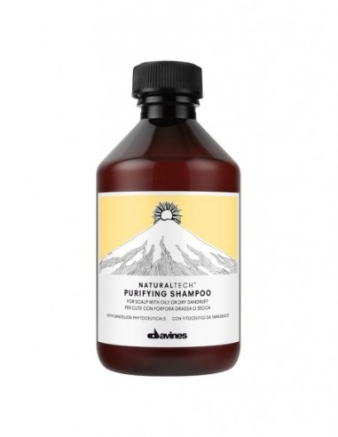 Davines Purifying Shampoo - szampon...
