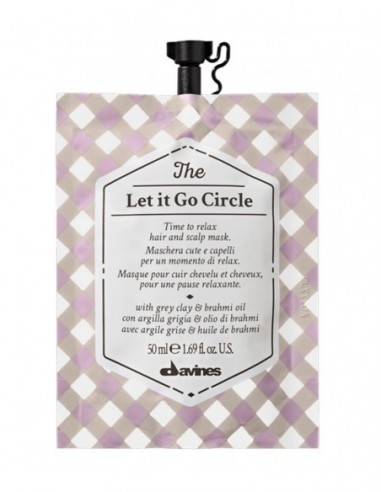 Davines Let it Go Circle - Maska...