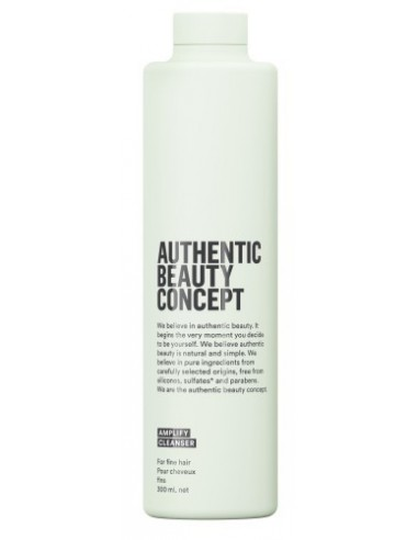 Authentic Beauty Concept Amplify...