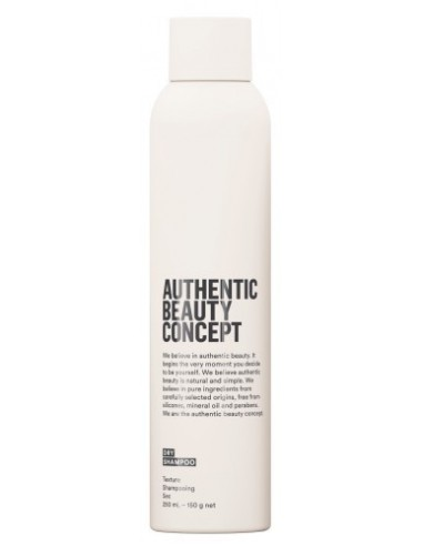 Authentic Beauty Concept Dry Shampoo...