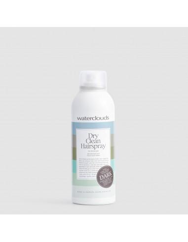 Waterclouds Dry Dark Clean Hairspray...